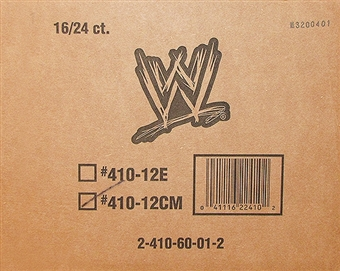 2012 Topps WWE Heritage Wrestling Retail 16-Box Case