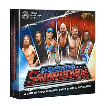 WWE Superstar Showdown (Gale Force Nine)