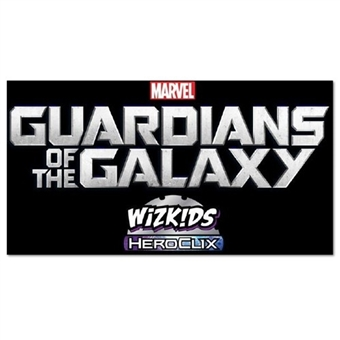 Marvel HeroClix: Guardians of the Galaxy Movie Mini Game