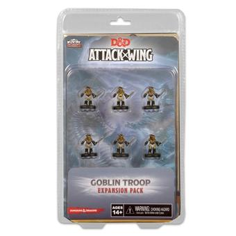 Dungeons & Dragons: Attack Wing - Goblin Fighter Troop Expansion Pack (WizKids)