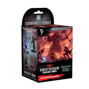 Dungeons & Dragons Miniatures: Storm King's Thunder Booster Pack (WizKids)