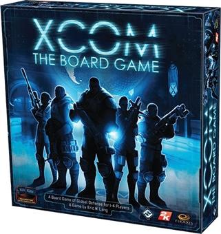 XCOM: The Board Game (FFG)