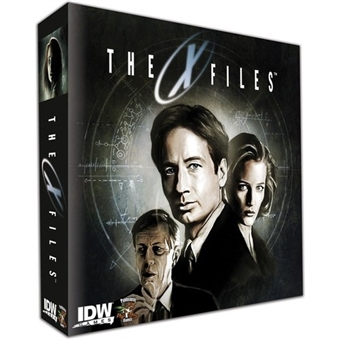 X-Files: The Board Game (IDW)