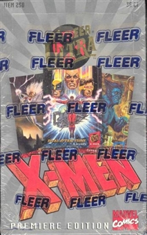 X Men Premiere Edition Hobby Box (1994 Fleer Ultra)