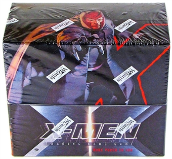 Wizards of the Coast X-Men Trading Card Game Booster Box