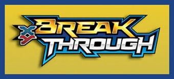 Pokemon XY Break Through Theme Deck Box (Presell)