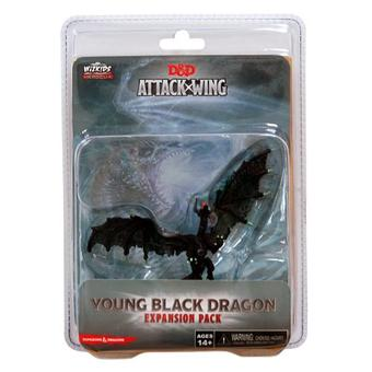 Dungeons & Dragons: Attack Wing - Young Black Dragon Expansion Pack