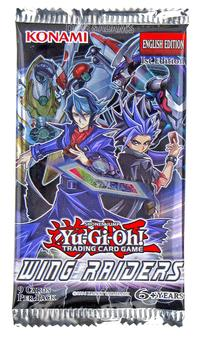 Konami Yu-Gi-Oh Wing Raiders Booster Pack