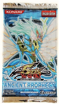 Konami Yu-Gi-Oh Ancient Prophecy Booster Pack