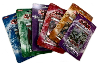 Upper Deck Yu-Gi-Oh Super Blister Pack Lot (109 Packs)