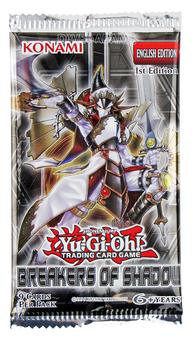 Konami Yu-Gi-Oh Breakers of Shadow Booster Pack