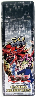 Yu-Gi-Oh! Yugi & Slifer Card Sleeves 50 Count Pack (Lot of 15)
