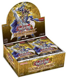 Konami Yu-Gi-Oh Duelist Pack: Rivals of the Pharaoh Booster Box (Presell)