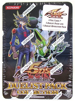 Konami Yu-Gi-Oh 2011 Duelist Pack Collection Tin