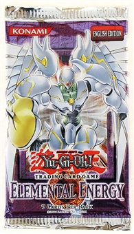 Upper Deck Yu-Gi-Oh Elemental Energy Booster Pack