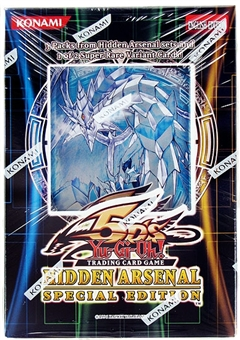 Konami Yu-Gi-Oh Hidden Arsenal Special Edition Deck