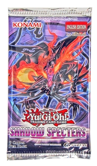 Konami Yu-Gi-Oh Shadow Specters Booster Pack