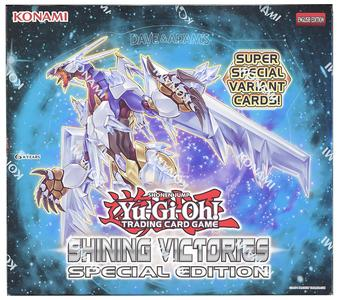 Konami Yu-Gi-Oh Shining Victories Special Edition Box