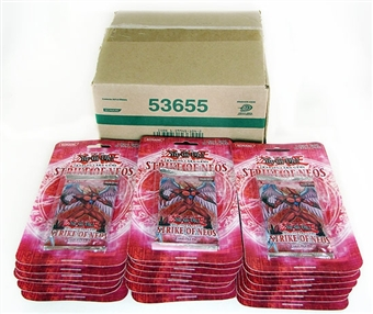Upper Deck Yu-Gi-Oh Strike of Neos 20-Pack Booster Box