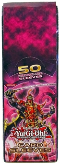 Konami Yu-Gi-Oh Legendary Six Samurai Card Sleeves Box of 15 Packs of 50