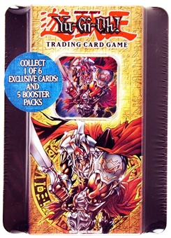 Upper Deck Yu-Gi-Oh 2005 Holiday Gilford The Lightning Tin
