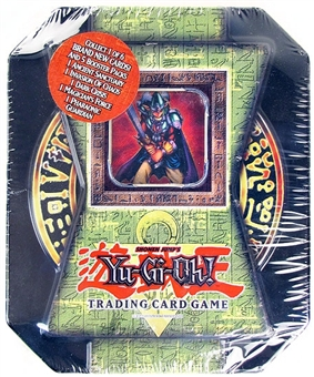 Upper Deck Yu-Gi-Oh 2004 Holiday Obnoxious Celtic Guard Tin