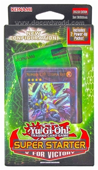 Konami Yu-Gi-Oh 2013 Super Starter Deck: V for Victory