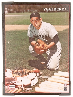 Yogi Berra New York Yankees 18x24 Artissimo