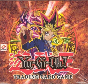 Upper Deck Yu-Gi-Oh Yugi/Kaiba Unlimited Starter Deck Box