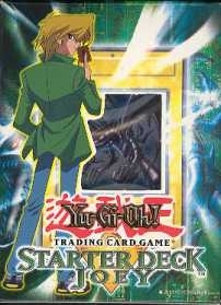 Upper Deck Yu-Gi-Oh Starter Joey Unlimited Deck