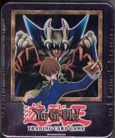 Upper Deck Yu-Gi-Oh 2002 Holiday Lord of D. Tin