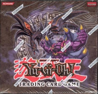 Upper Deck Yu-Gi-Oh Dragon's Roar/Zombie Madness Unlim. Structure Deck Box