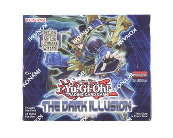 Konami Yu-Gi-Oh The Dark Illusion Booster Box