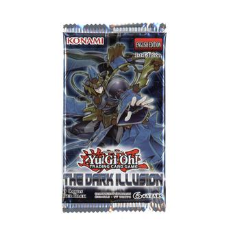 Konami Yu-Gi-Oh The Dark Illusion Booster Pack
