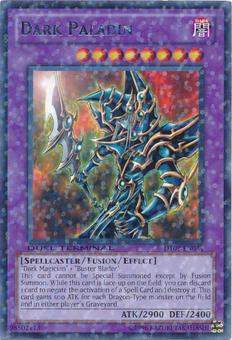 Yu-Gi-Oh Duel Terminal Single Dark Paladin - SLIGHT PLAY (SP)