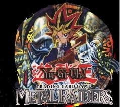 Yu-Gi-Oh Metal Raiders 1st Edition Complete Set - NEAR MINT / GEM MINT (NM/GM)