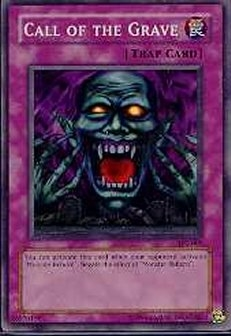 Yu-Gi-Oh Tournament Pack 2 Single Call of the Grave Rare Foil (TP2-005)