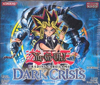 Upper Deck Yu-Gi-Oh Dark Crisis 1st Edition Booster Box (36-Pack)