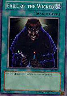 Yu-Gi-Oh Tournament Pack 2 Single Exile of the Wicked Super Rare (TP2-004)