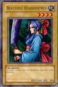 Yu-Gi-Oh Tournament Pack 2 Single Beautiful Headhuntress Rare (TP2-011)
