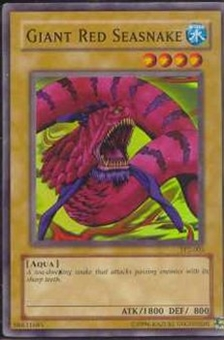 Yu-Gi-Oh Tournament Pack 2 Single Giant Red Seasnake Rare Foil (TP2-003)