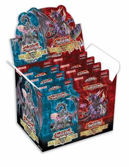 Yu-Gi-Oh Machine Reactor & Dinosmasher's Fury Structure Deck Box (Presell)