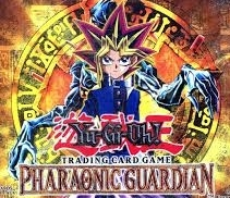 Yu-Gi-Oh Pharaonic Guardian 1st Edition Complete Set - NEAR MINT / SLIGHT PLAY (NM/SP)