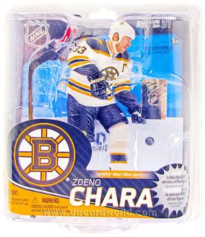 Zdeno Chara Boston Bruins NHL McFarlane Series 31 White Variant Figure /1000
