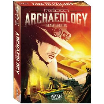 Archaeology: The New Expedition (Z-Man Games)