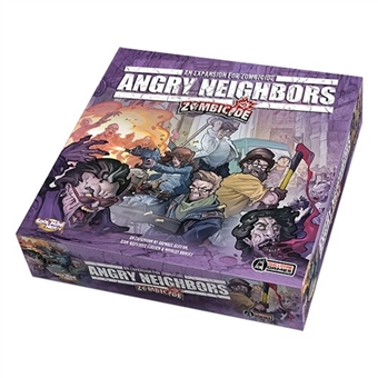 Zombicide: Angry Neighbors Expansion