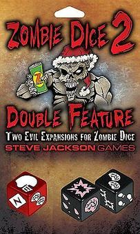 Zombie Dice 2: Double Feature