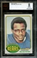 1976 Topps Football #148 Walter Payton BVG 8 (NM-MT) *6579