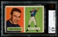 1957 Topps Football #138 Johnny Unitas BVG 4.5 (VG-EX+) *1167