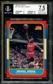 1986 Fleer Basketball #57 Michael Jordan Rookie BGS 7.5 (NM+) *1476